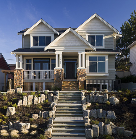 Coro 39 s leed gold home strandberg consulting for Leed for homes rating system