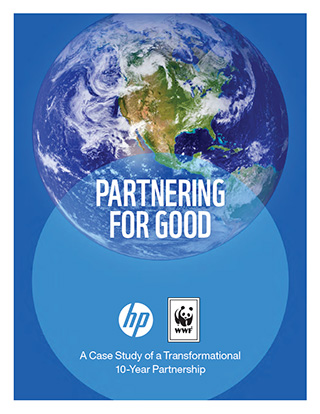 Partnering for Good cover